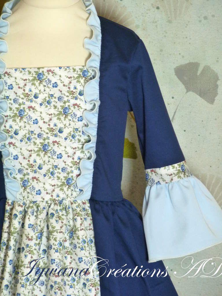 déguisements robes de marquise
