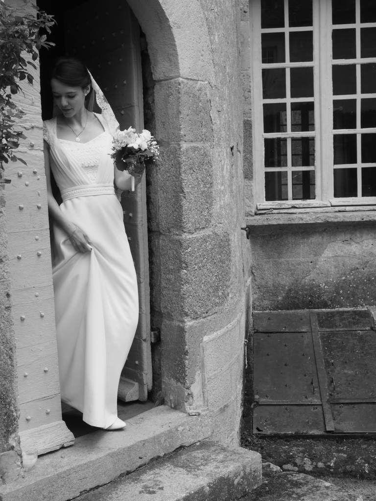 robe Adélaïde jour J
