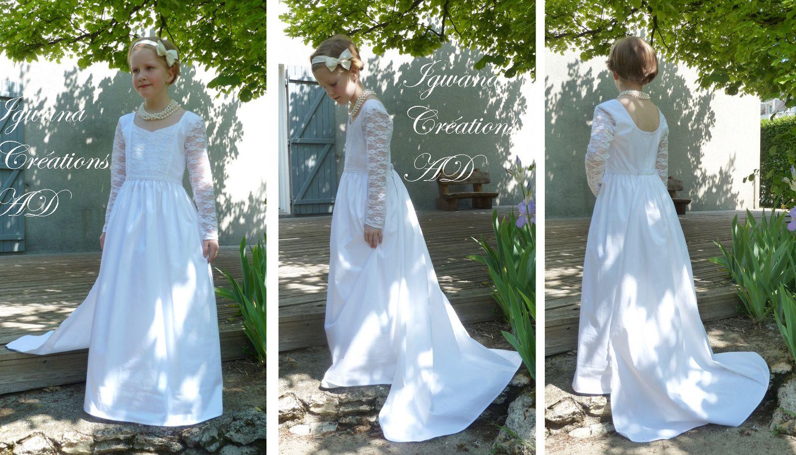 déguisement robe de mariée