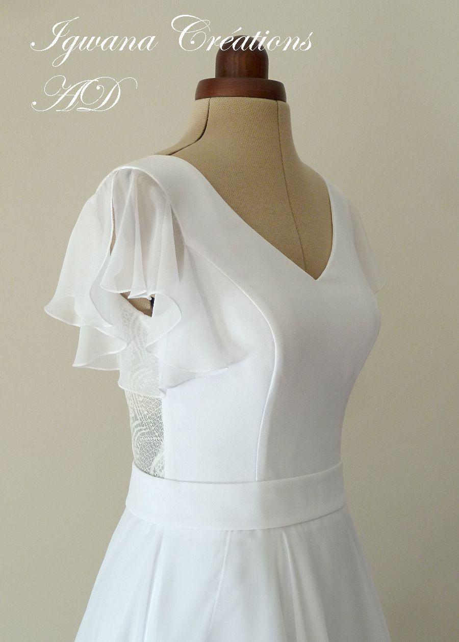 Robe de mariée Inès