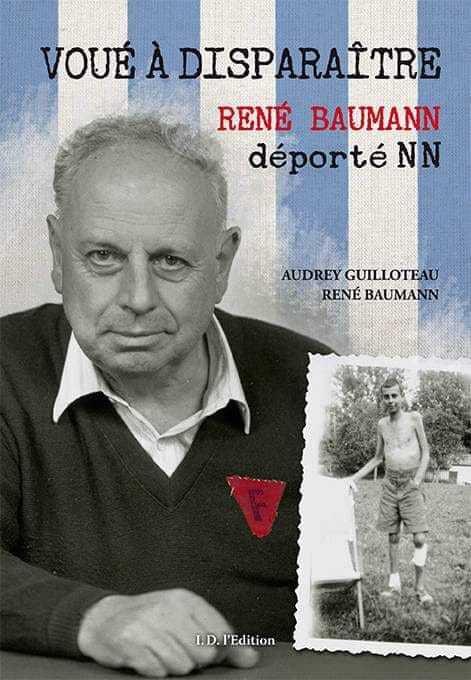 """""""Voué à disparaître"""" , livre co-écrit par Audrey Guilloteau et René Baumann"""