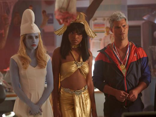 Critiques Séries : Scream Queens. Saison 2. Episode 4.