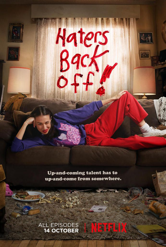 Critiques Séries : Haters Back Off. Saison 1. BILAN.