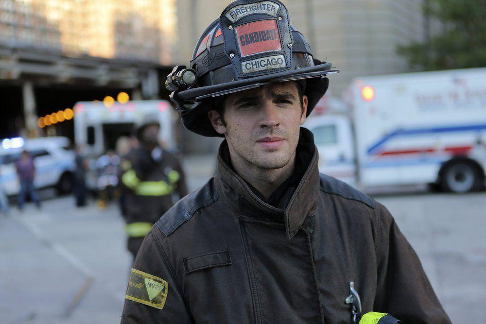 Critiques Séries : Chicago Fire. Saison 5. Episodes 1 et 2.