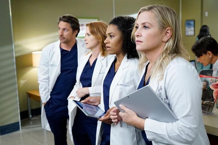 Critiques Séries : Grey's Anatomy. Saison 13. Episode 7.