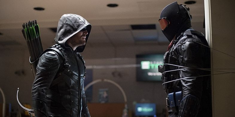 Critiques Séries : Arrow. Saison 5. Episode 7.