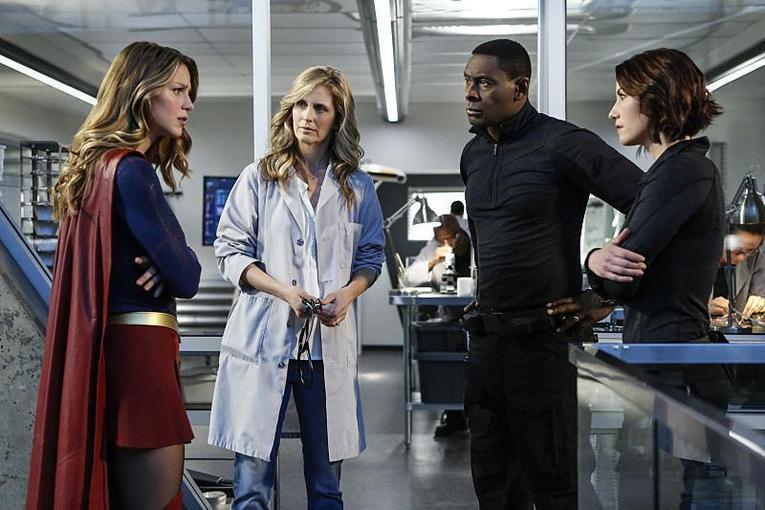 Critiques Séries : Supergirl. Saison 2. Episode 8.