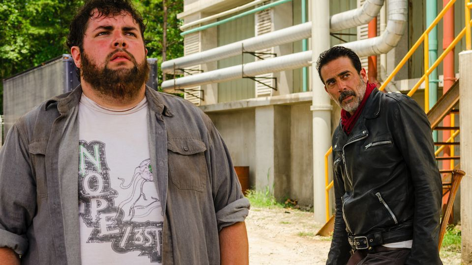 Critiques Séries : The Walking Dead. Saison 7. Episode 7.