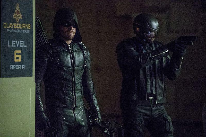 Critiques Séries : Arrow. Saison 5. Episode 9.