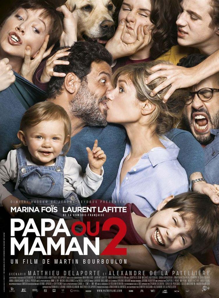 Critique Ciné : Papa ou Maman 2 (2016)