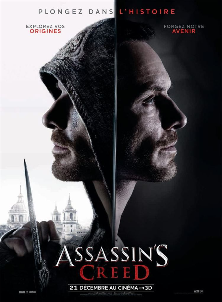 Critique Ciné : Assassin's Creed (2016)