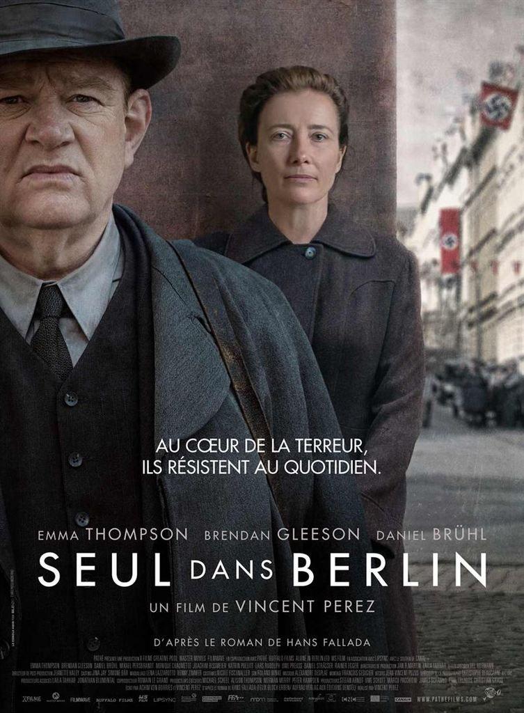 Critique Ciné : Seul dans Berlin (2016)
