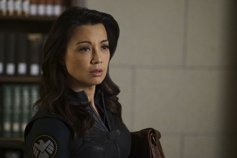 Critiques Séries : Marvel's Agents of S.H.I.E.L.D.. Saison 4. Episodes 11 et 12.