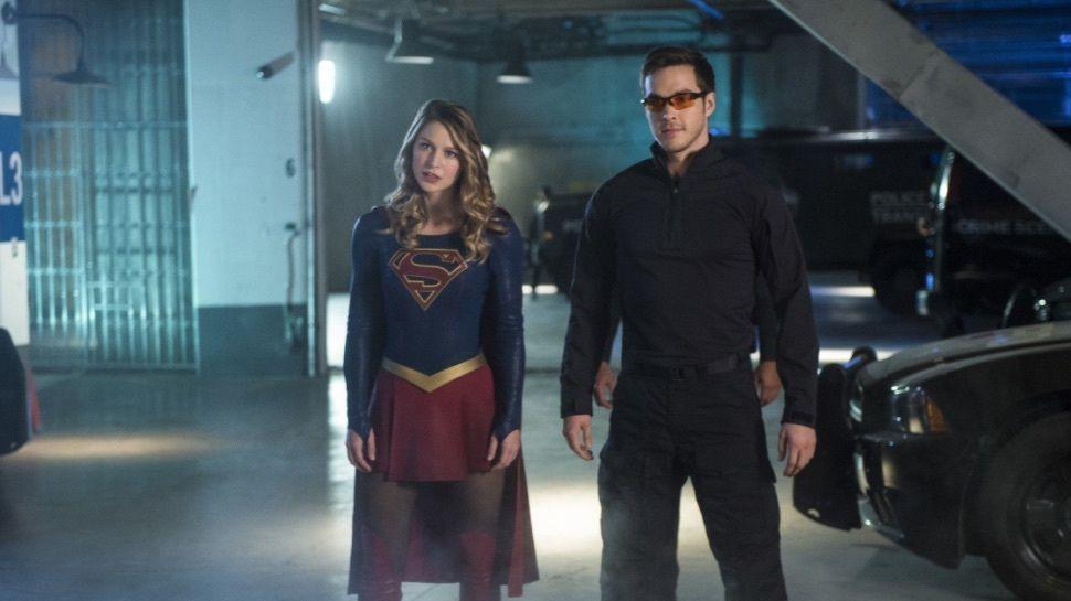 Critiques Séries : Supergirl. Saison 2. Episode 10.