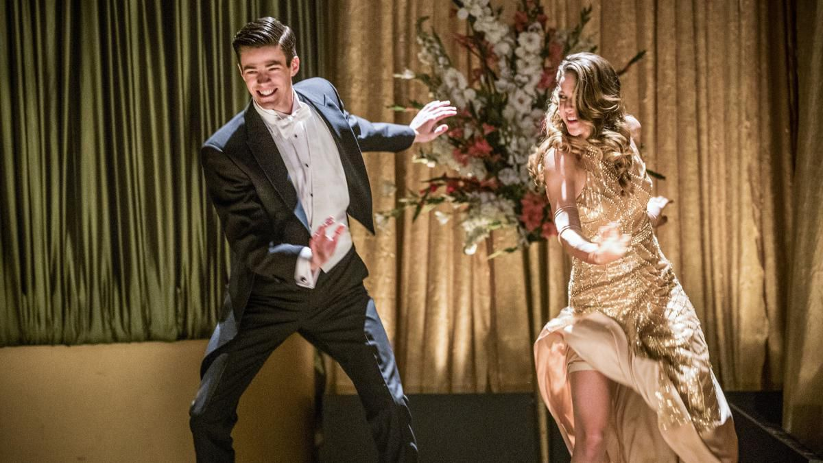 Critiques Séries : The Flash. Saison 3. Episode 17.