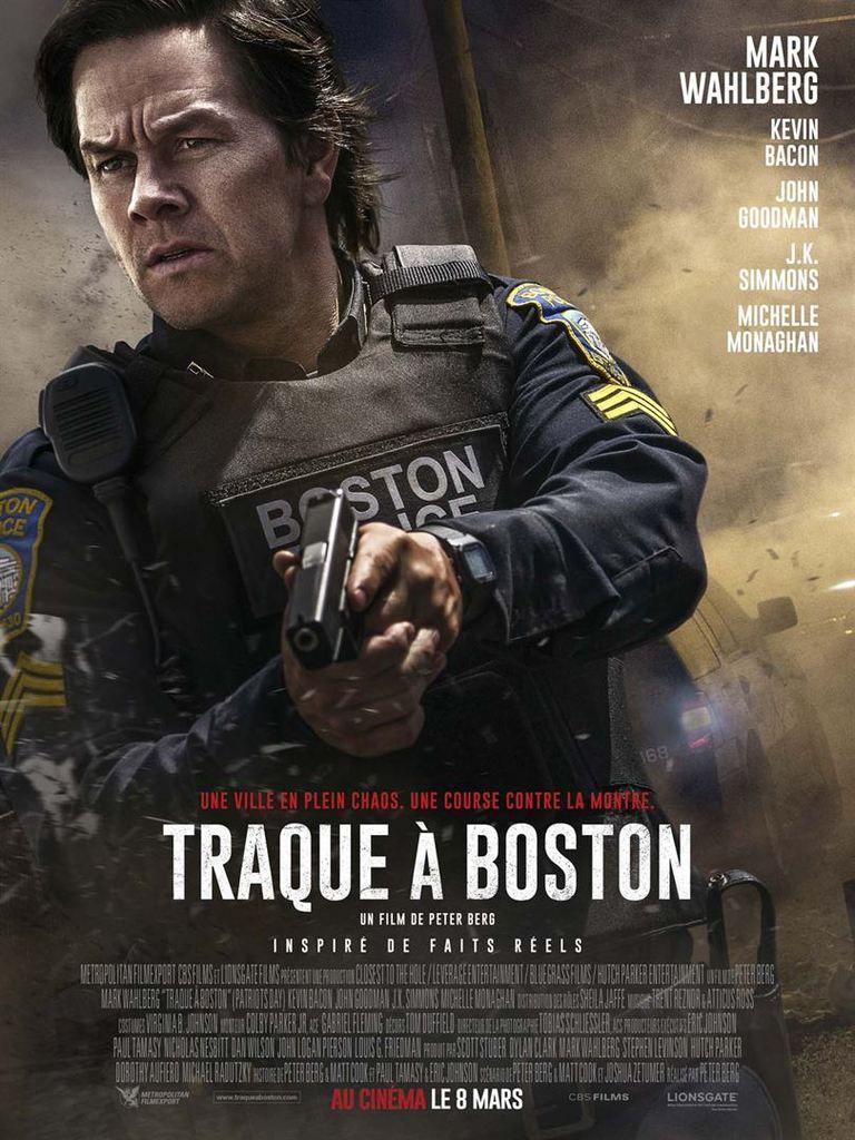 Critique Ciné : Traque à Boston (2017)