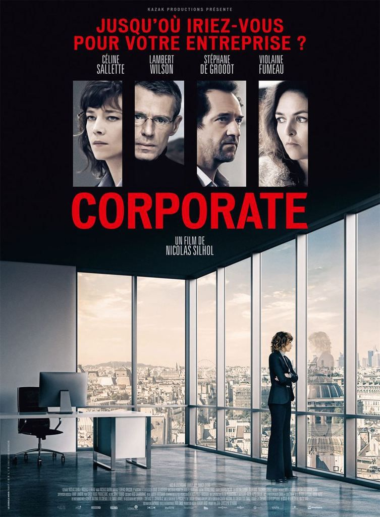Critique Ciné : Corporate (2017)