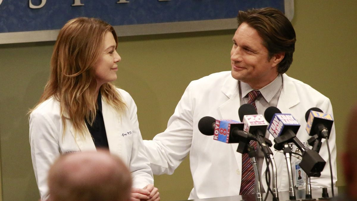 Critiques Séries : Grey's Anatomy. Saison 13. Episode 21.