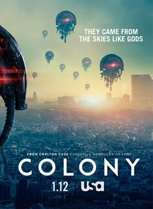 Colony (Saison 2, 13 épisodes) : l'envers de la conspiration