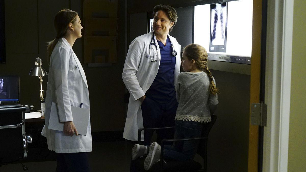 Critiques Séries : Grey's Anatomy. Saison 13. Episode 23.