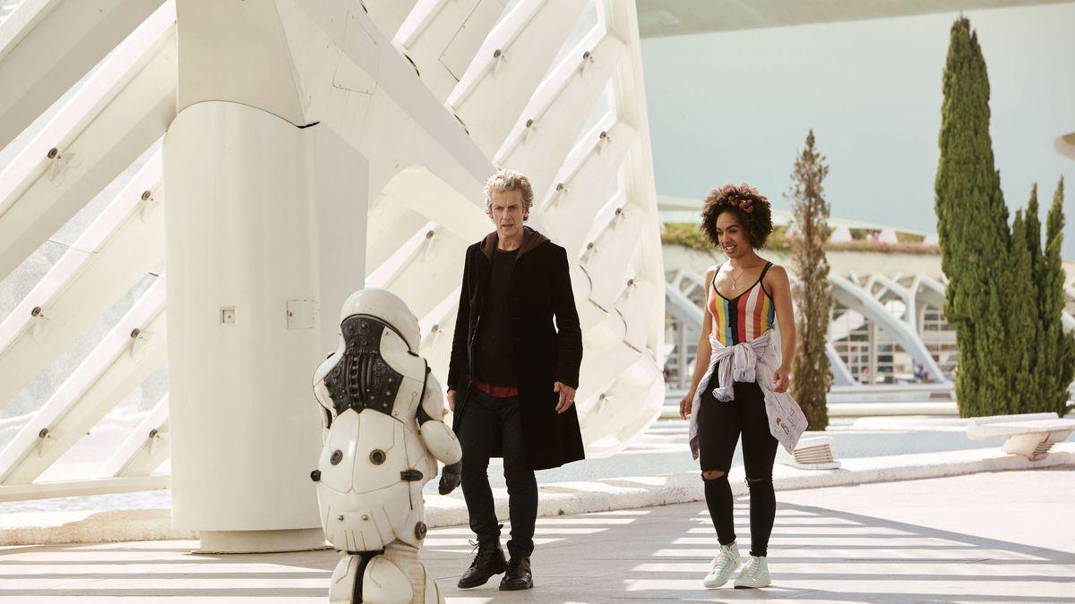 Critiques Séries : Doctor Who (2005). Saison 10. Episodes 2 et 3.