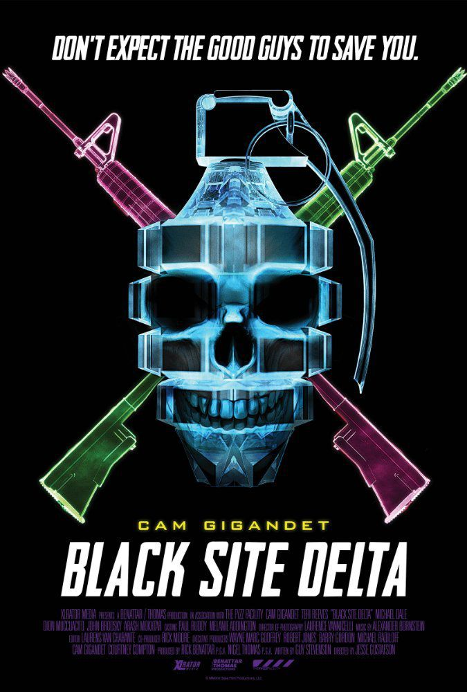 Critique Ciné : Black Site Delta (2017)