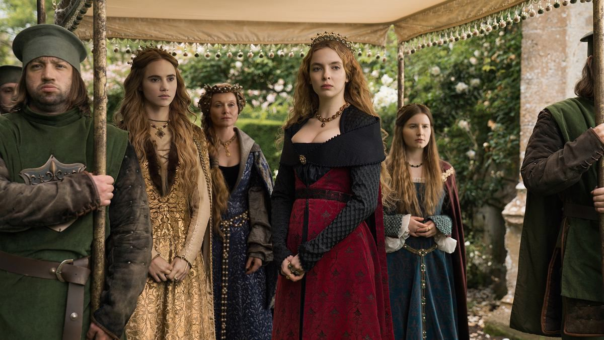 Critiques Séries : The White Princess. Mini-series. Part 1.