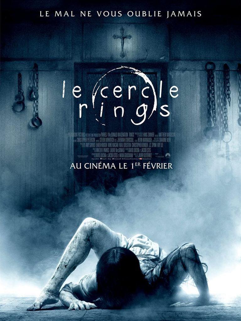 Critique Ciné : Le Cercle - Rings (2017)