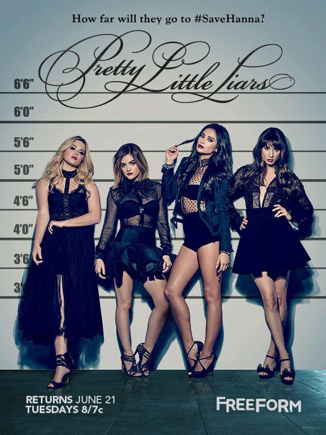 Pretty Little Liars (Saison 7, épisodes 11 à 20) : jusqu'à ce que la mort nous sépare