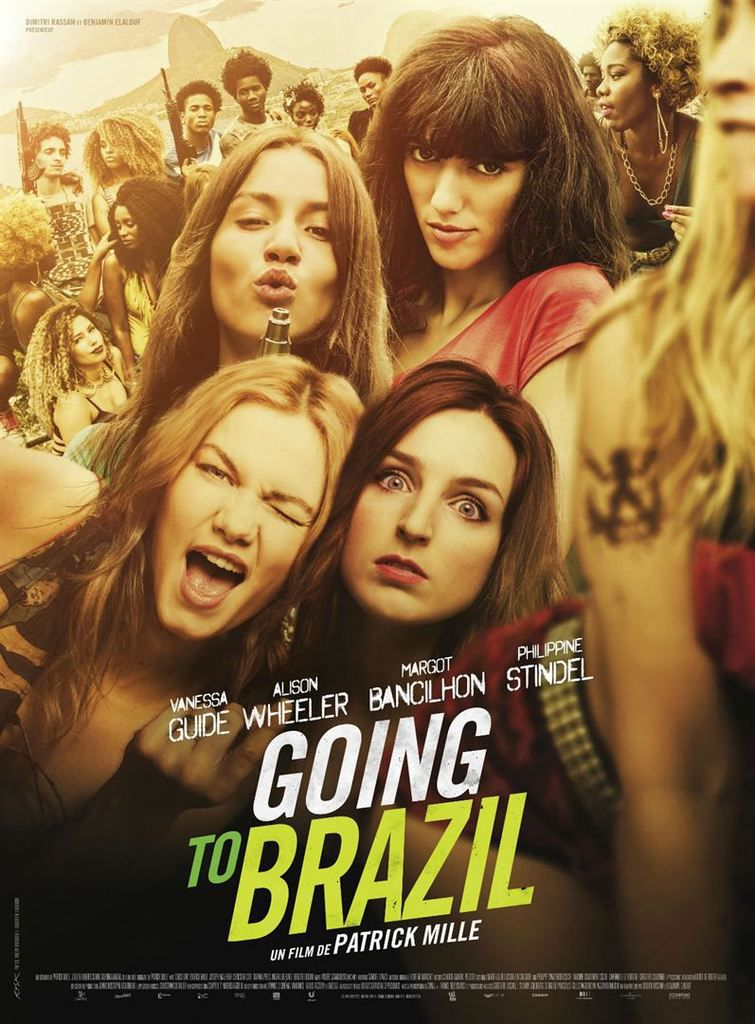 Critique Ciné : Going to Brazil (2017)
