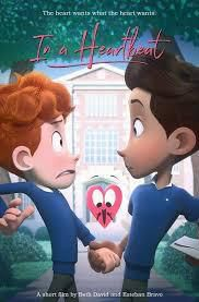 Critique Ciné : In a Heartbeat (2017, court)