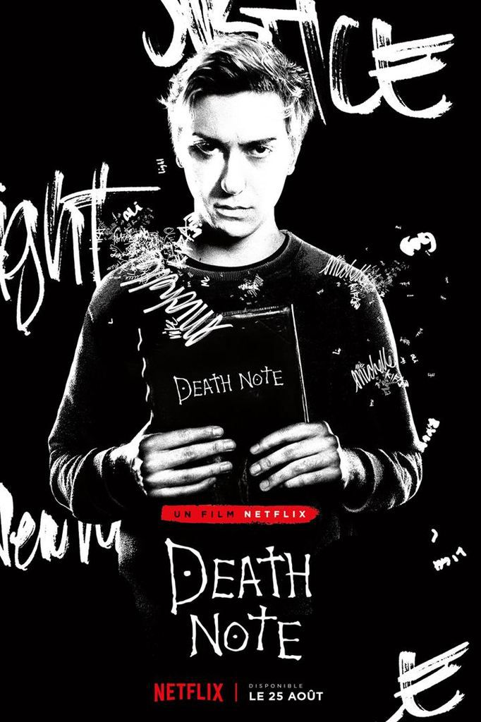 Critique Ciné : Death Note (2017)