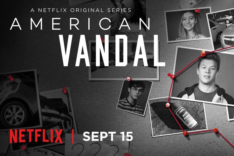 American Vandal (Saison 1, 8 épisodes) : Making of a Dick Vandal