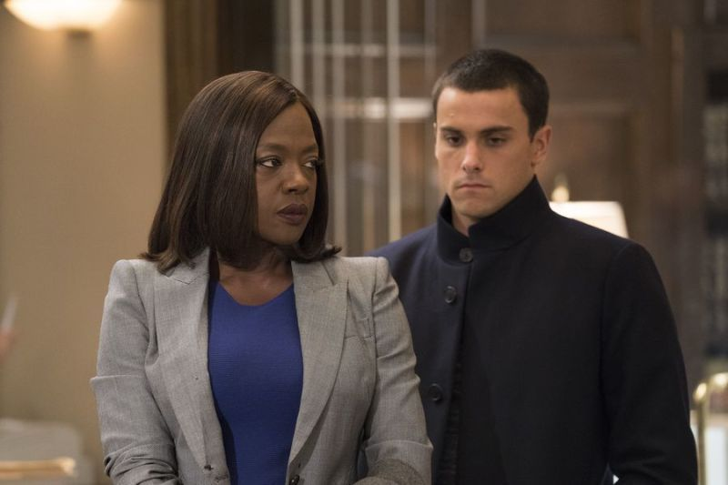 Critiques Séries : How to Get Away with Murder. Saison 4. Episode 6.