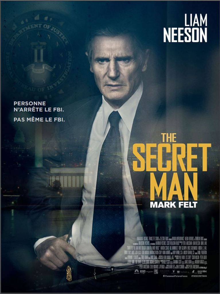 Critique Ciné : The Secret Man - Mark Felt (2017)