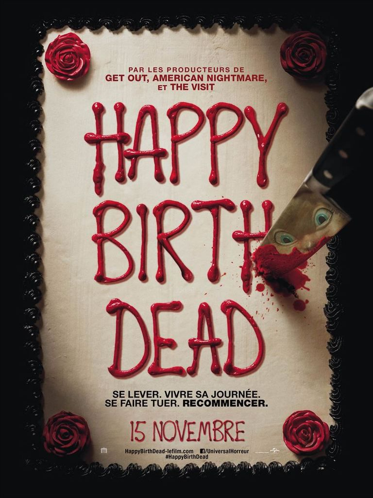 Critique Ciné : Happy Birthdead (2017)