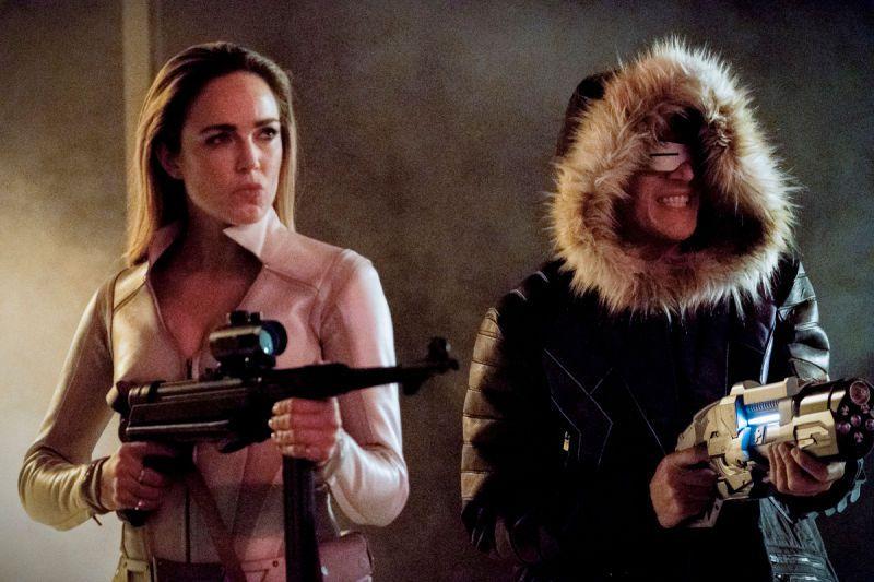 Critiques Séries : The Flash. Saison 4. Episode 8.