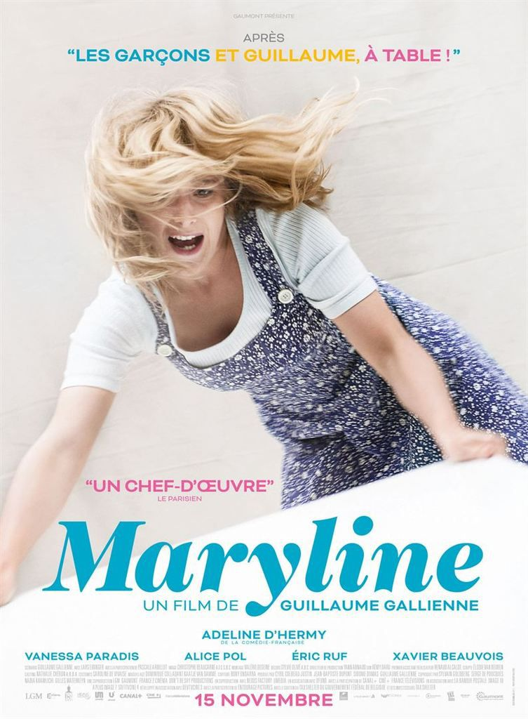 Critique Ciné : Maryline (2017)