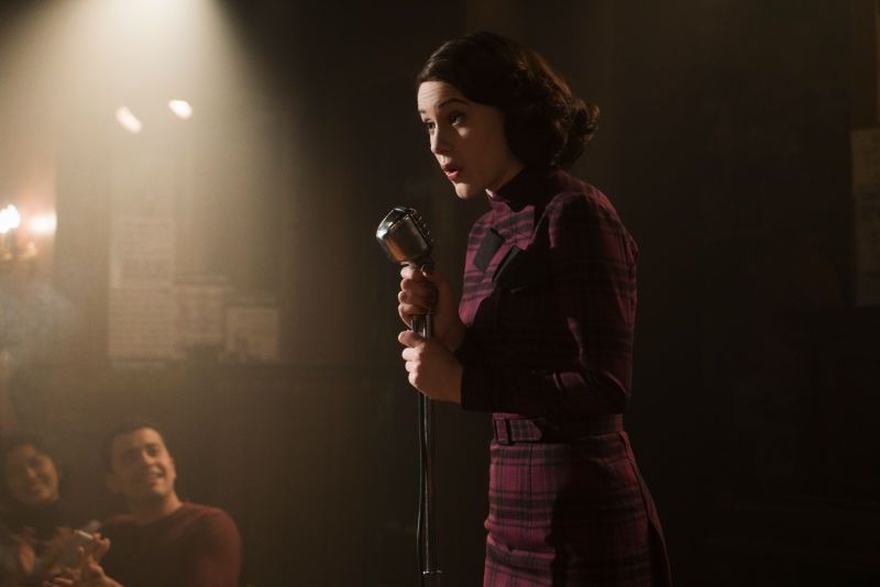 Critiques Séries : The Marvelous Mrs Maisel. Saison 1. Episodes 2 et 3.