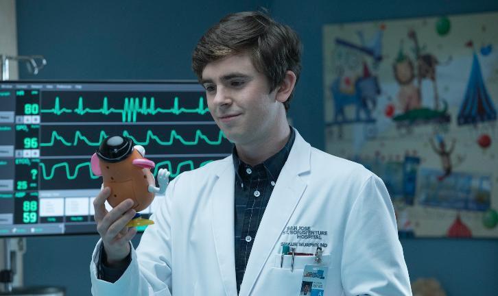 Critiques Séries : The Good Doctor. Saison 1. Episodes 9 et 10.