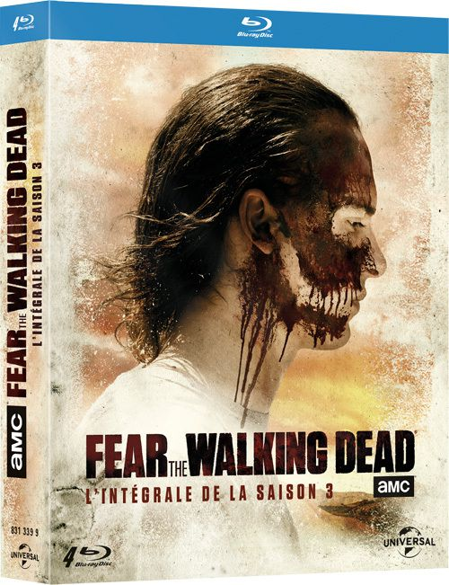 Fear the Walking Dead (Saison 3) - Blu-Ray