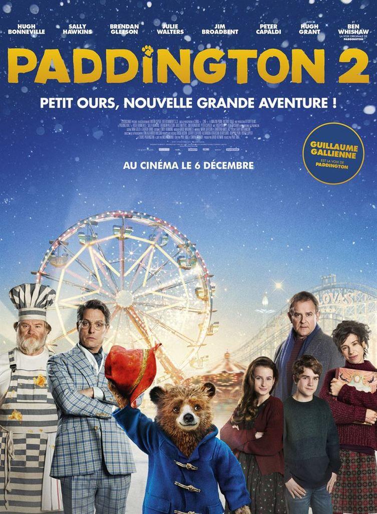 Critique Ciné : Paddington 2 (2017)