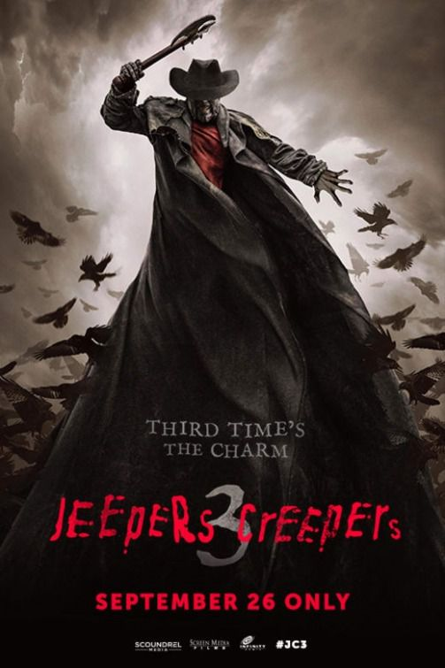 Critique Ciné : Jeepers Creepers 3 (2017)