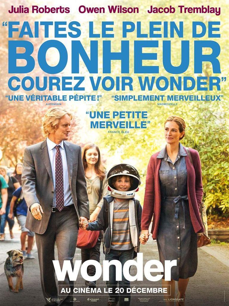 Critique Ciné : Wonder (2017)