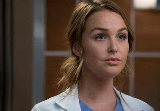 Critiques Séries : Grey's Anatomy. Saison 14. Episode 9.