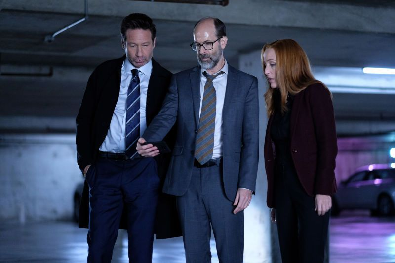 Critiques Séries : X-Files. Saison 11. Episode 4.
