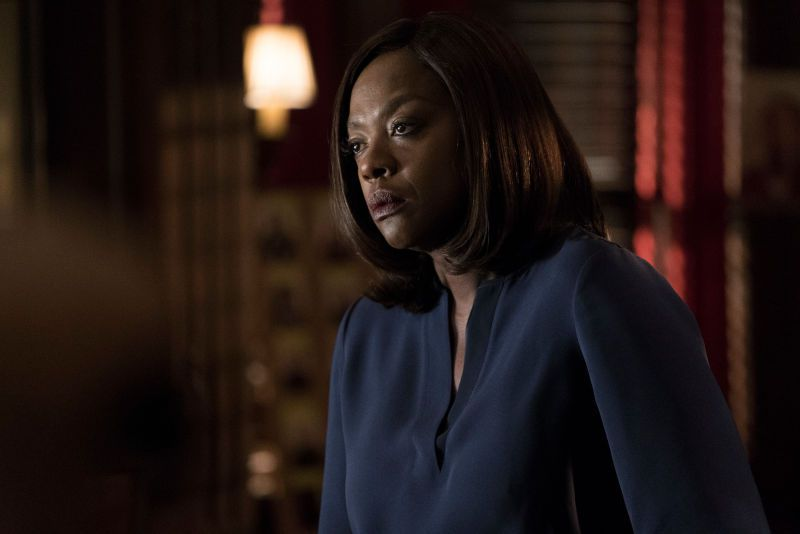 Critiques Séries : How to Get Away with Murder. Saison 4. Episode 10.