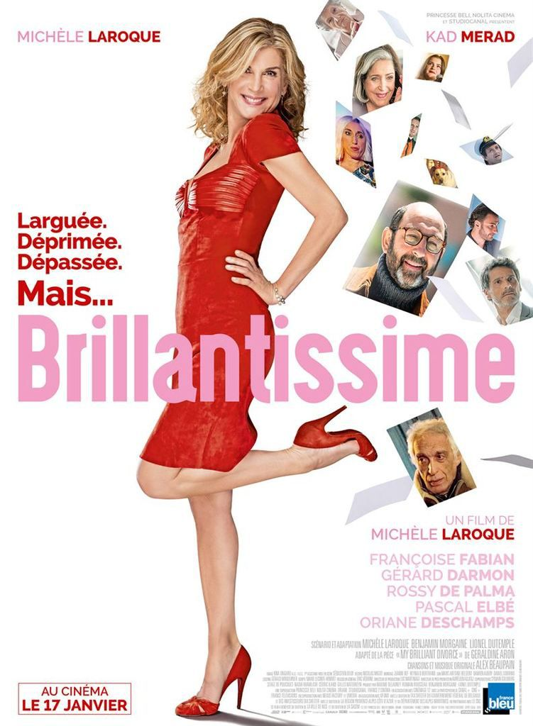 Critique Ciné : Brillantissime (2018)