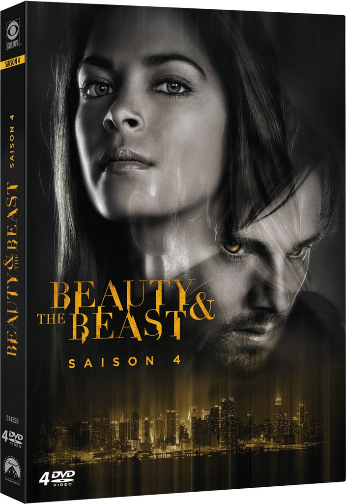 La saison 4 de Beauty and the Beast en DVD le 6 février 2018 !
