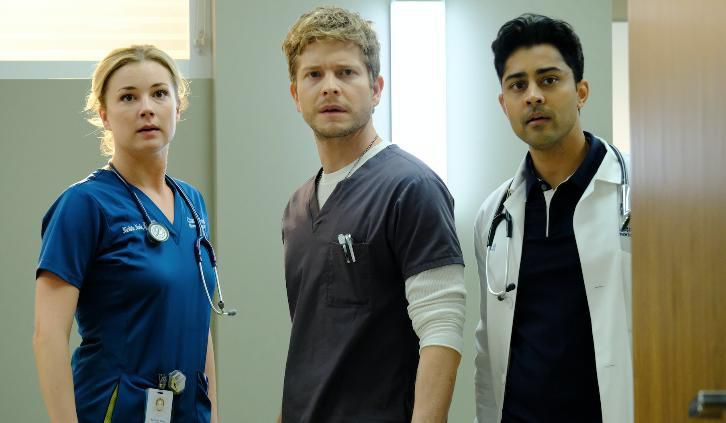 Critiques Séries : The Resident. Saison 1. Episode 3.